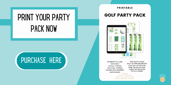 golf party pack purchase button